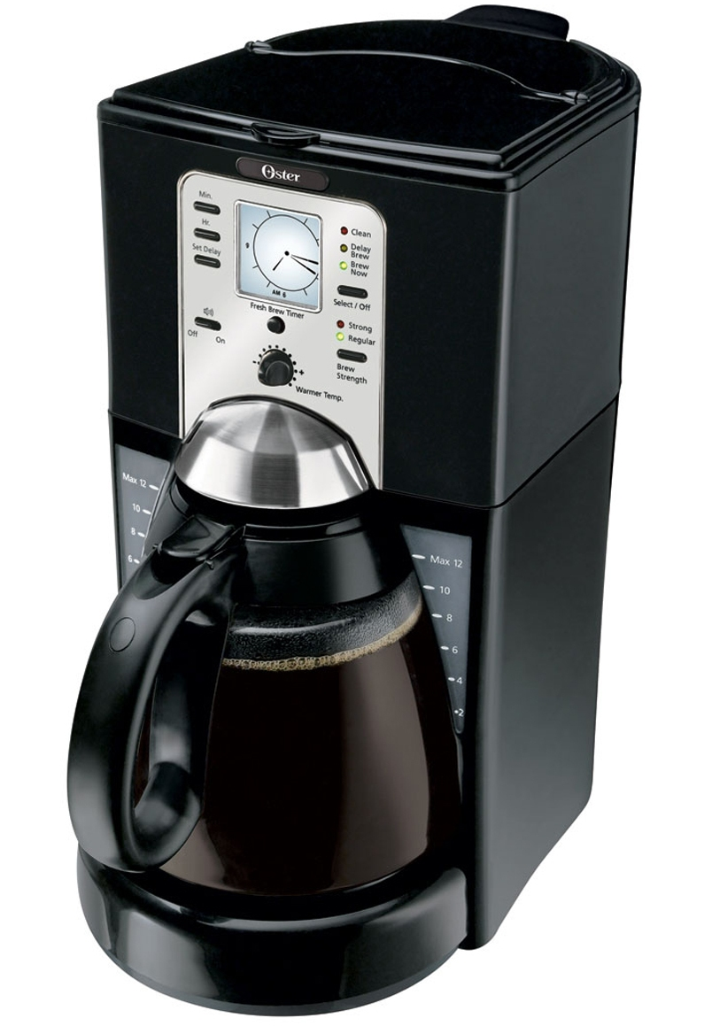 Oster Coffee Maker Models : Oster 3302 Coffee Maker 900 Watt Staniless Steel Black - Buy Online in India Coffee Maker ...